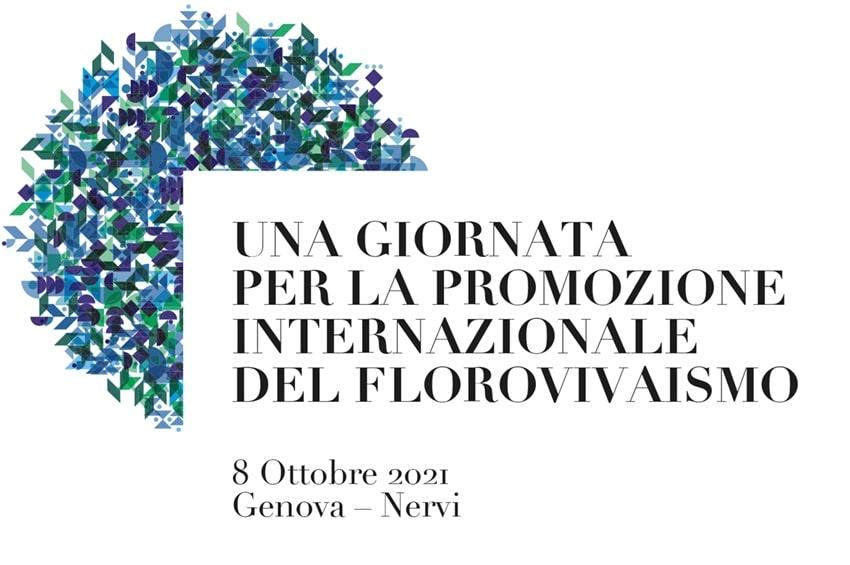 Venerdì 8 Ottobre Genova è capitale mondiale del florovivaismo