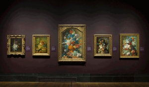 Dutch Flowers Painting alla National Gallery di Londra