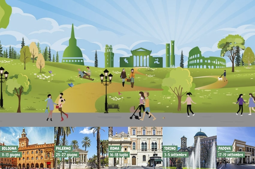 Verdecittà, il nuovo progetto per promuovere la cultura del verde e il florovivaismo Made in Italy