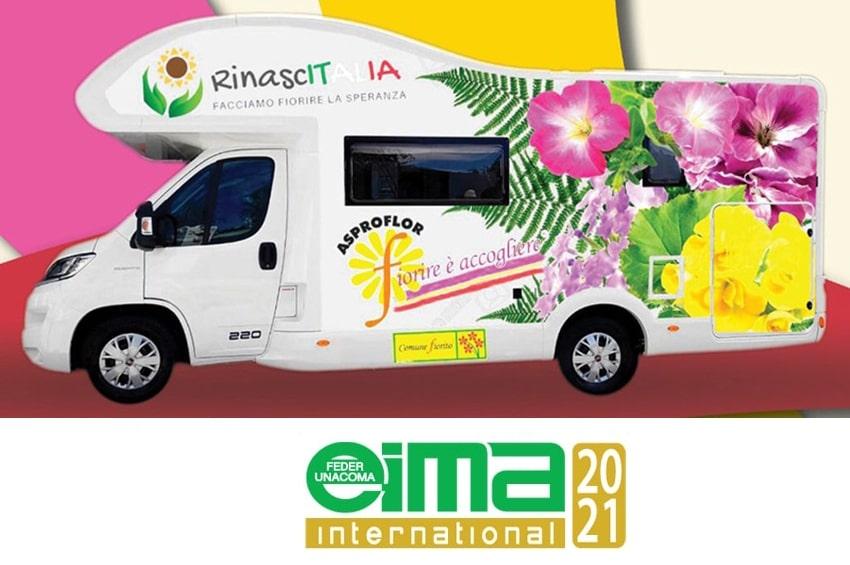 A EIMA International 2021 debutta il progetto RinascITALIA